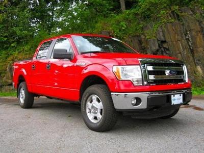 2014 Ford F150 Crew Cab Pickup for sale in Montpelier for $33,180 with 13,667 miles.