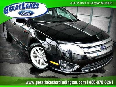 2012 Ford Fusion SEL Sedan for sale in Ludington for $18,998 with 11,933 miles.