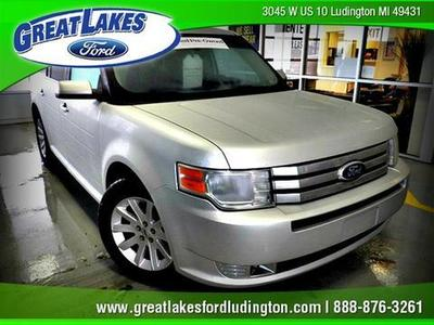 Used 2011 Ford Flex - Ludington MI