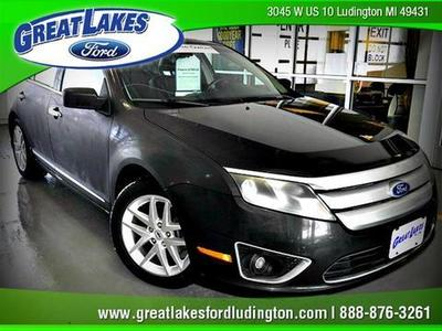 2012 Ford Fusion SEL Sedan for sale in Ludington for $18,550 with 20,115 miles.