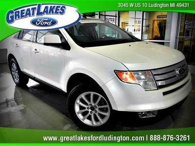 Used 2010 Ford Edge - Ludington MI