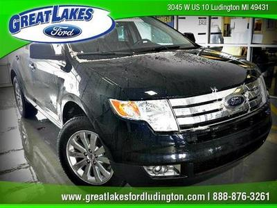 2010 Ford Edge Limited SUV for sale in Ludington for $20,926 with 47,475 miles.