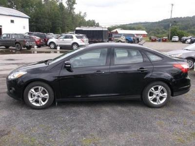 2014 Ford Focus SE Sedan for sale in Hardwick for $19,995 with 3,969 miles.