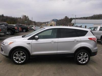 2013 Ford Escape SEL SUV for sale in Hardwick for $26,999 with 30,746 miles.