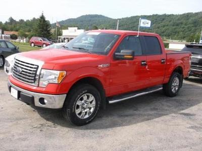 2011 Ford F150 XLT Crew Cab Pickup for sale in Hardwick for $31,910 with 36,020 miles.