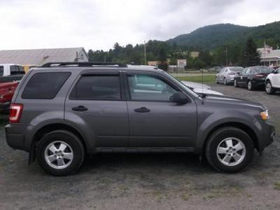 2011 Ford Escape XLT SUV for sale in Hardwick for $20,940 with 38,014 miles.