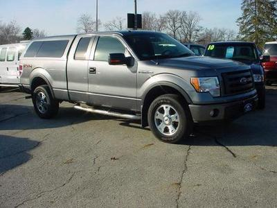 2010 Ford F150 Extended Cab Pickup for sale in Clintonville for $28,500 with 50,958 miles.