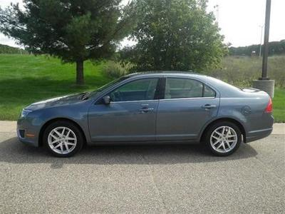 2012 Ford Fusion SEL Sedan for sale in Eau Claire for $18,995 with 10,265 miles.