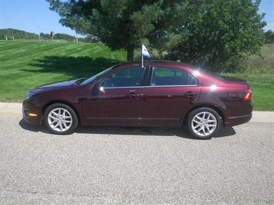 2012 Ford Fusion SEL Sedan for sale in Eau Claire for $18,926 with 12,301 miles.