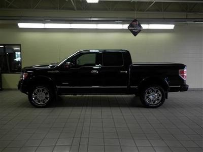 2012 Ford F150 Platinum Crew Cab Pickup for sale in Eau Claire for $43,986 with 15,885 miles.