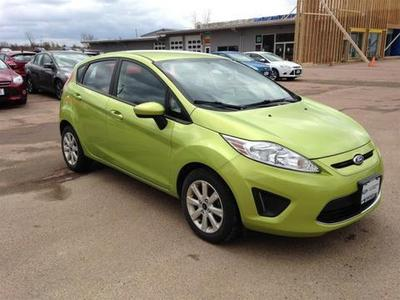 2011 Ford Fiesta SE Hatchback for sale in Malone for $12,988 with 39,745 miles.
