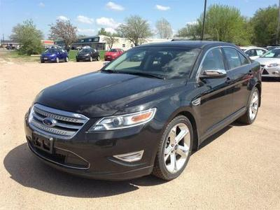 2010 Ford Taurus SHO Sedan for sale in Malone for $25,875 with 42,261 miles.
