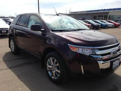 2011 Ford Edge Limited SUV for sale in Malone for $28,988 with 44,939 miles.
