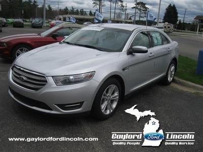 2013 Ford Taurus SEL Sedan for sale in Gaylord for $22,731 with 12,767 miles.