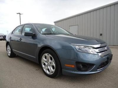 2011 Ford Fusion SE Sedan for sale in Marinette for $12,900 with 60,963 miles.