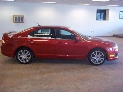 2012 Ford Fusion SEL Sedan for sale in Escanaba for $20,995 with 21,919 miles.