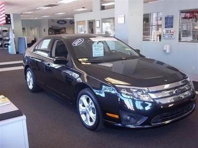 2012 Ford Fusion SE Sedan for sale in Escanaba for $21,995 with 12,413 miles.