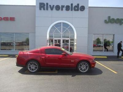 2012 Ford Mustang Coupe for sale in Escanaba for $30,995 with 6,349 miles.