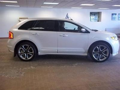 2012 Ford Edge Sport SUV for sale in Escanaba for $31,996 with 15,799 miles.
