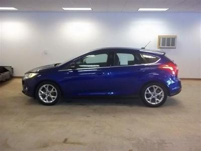 2012 Ford Focus SEL Hatchback for sale in Escanaba for $18,995 with 15,925 miles.