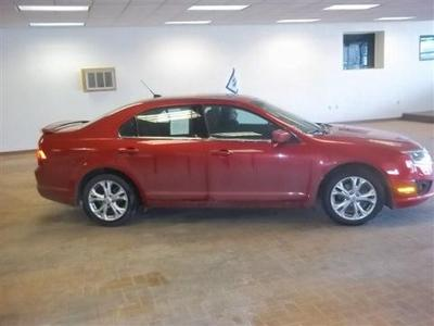 2012 Ford Fusion SE Sedan for sale in Escanaba for $18,995 with 46,957 miles.