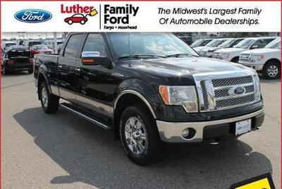 2012 Ford F150 Crew Cab Pickup for sale in Fargo for $34,399 with 20,200 miles.