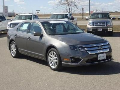 Used 2012 Ford Fusion - Fargo ND