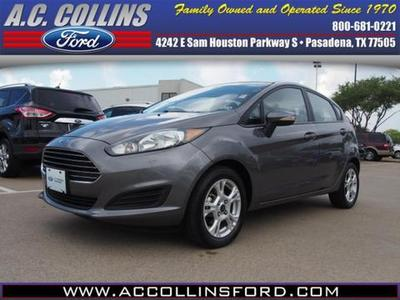 2014 Ford Fiesta SE Hatchback for sale in Pasadena for $14,000 with 32,319 miles.