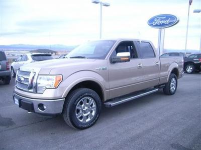 2012 Ford F150 Lariat Crew Cab Pickup for sale in Helena for $34,794 with 29,436 miles.