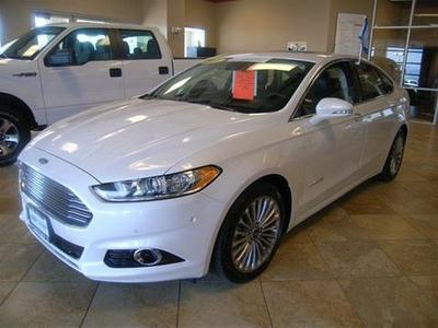 2013 Ford Fusion Hybrid Titanium Sedan for sale in Helena for $30,991 with 7,958 miles.
