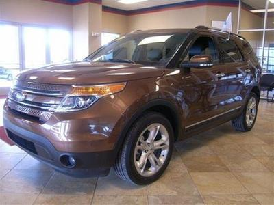 2012 Ford Explorer Limited SUV for sale in Helena for $31,994 with 32,695 miles.
