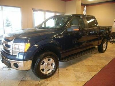 2013 Ford F150 Crew Cab Pickup for sale in Helena for $33,491 with 13,018 miles.