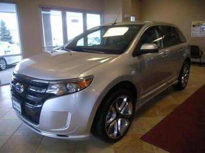 2013 Ford Edge Sport SUV for sale in Helena for $32,722 with 22,344 miles.