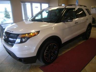 2013 Ford Explorer Sport SUV for sale in Helena for $42,981 with 20,825 miles.