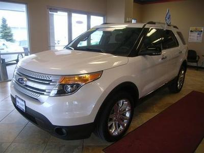 2012 Ford Explorer XLT SUV for sale in Helena for $34,721 with 21,634 miles.