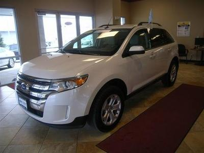 2013 Ford Edge SEL SUV for sale in Helena for $27,891 with 18,495 miles.