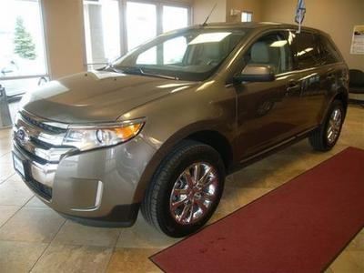 2013 Ford Edge Limited SUV for sale in Helena for $30,991 with 15,923 miles.