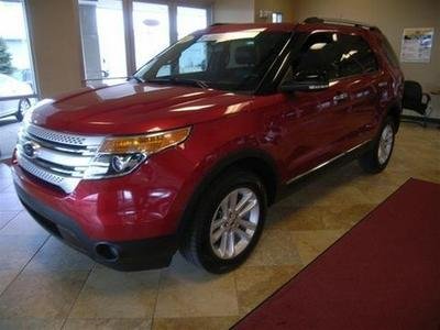 2011 Ford Explorer XLT SUV for sale in Helena for $30,992 with 34,689 miles.