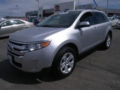 2013 Ford Edge SEL SUV for sale in Helena for $26,772 with 20,475 miles.