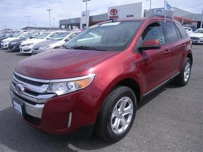 2013 Ford Edge SEL SUV for sale in Helena for $26,772 with 20,472 miles.