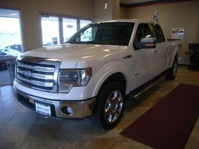 2013 Ford F150 Crew Cab Pickup for sale in Helena for $43,971 with 12,538 miles.