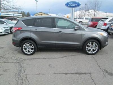 2013 Ford Escape SEL SUV for sale in Missoula for $26,995 with 22,921 miles.