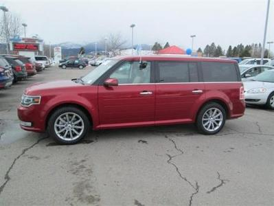 2013 Ford Flex Limited SUV for sale in Missoula for $29,995 with 9,210 miles.