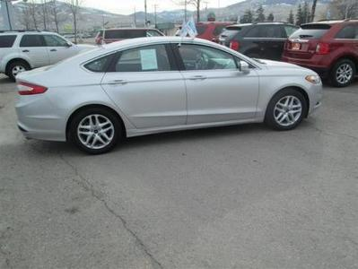 2013 Ford Fusion SE Sedan for sale in Missoula for $22,995 with 22,483 miles.