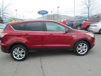 2013 Ford Escape SEL SUV for sale in Missoula for $26,995 with 27,042 miles.