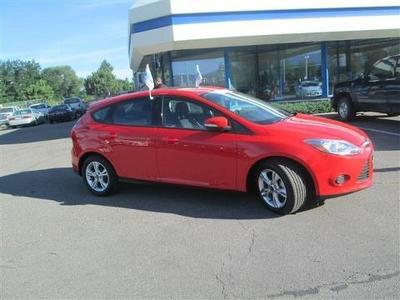 2013 Ford Focus SE Hatchback for sale in Missoula for $16,887 with 9,484 miles.