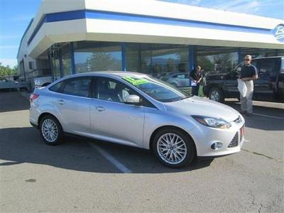 2013 Ford Focus Titanium Sedan for sale in Missoula for $19,848 with 26,712 miles.