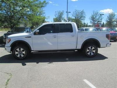 2013 Ford F150 FX4 Crew Cab Pickup for sale in Missoula for $39,480 with 5,955 miles.