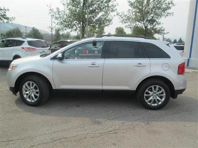 2013 Ford Edge Limited SUV for sale in Missoula for $29,471 with 15,659 miles.