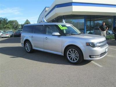 2014 Ford Flex Limited SUV for sale in Missoula for $31,828 with 26,029 miles.